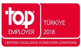 PERFETTI VAN MELLE CELEBRATING ITS 30TH YEAR IN TURKEY AWARDED THE MOST PRESTIGIOUS CERTIFICATE:'TOP EMPLOYERS'!